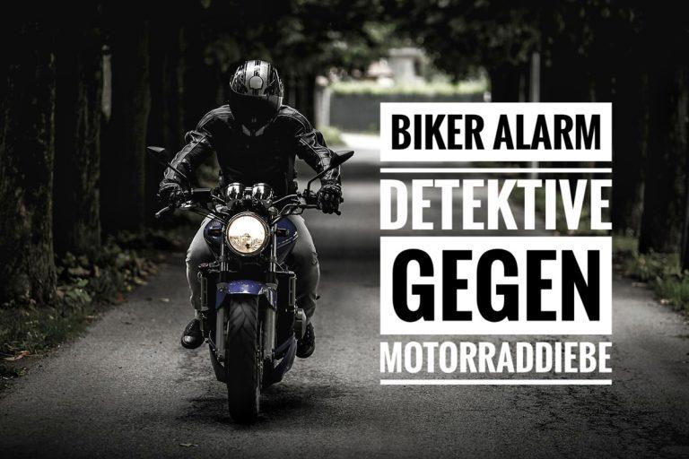Biker Alarm